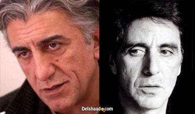 شباهت باور نکردنی بازیگران ایرانی و خارجی+عکس